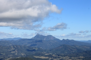Mt Warning!